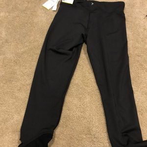 NWT Old Navy 7/8 Ankle Mid Rise Go Dry XL 14